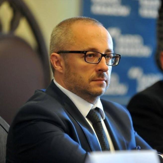 Przemysław Bolechowski, fot. Radio Kraków