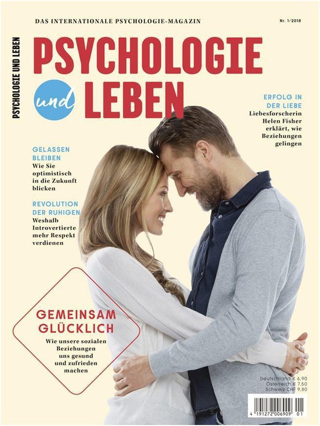 """Wydawnictwo Charaktery wydaje w Niemczech, Austrii i Szwajcarii kwartalnik """"Psychologie und Leben. Das Internationale Psychologie-Magazin"""""""
