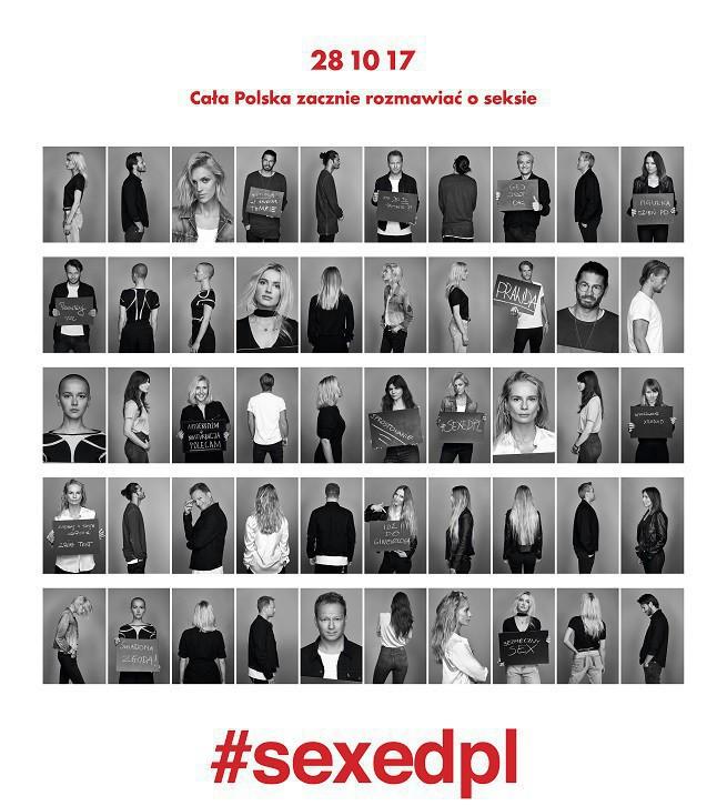 O seksie po polsku - #sexedpl daje nadzieję zmiany podejścia do edukacji seksualnej w naszym kraju (opinie)