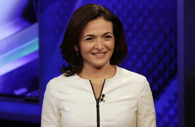 Sheryl Sandberg, fot. facebook