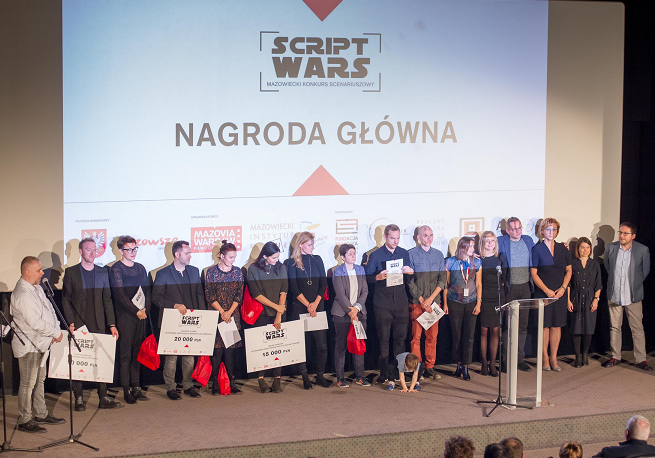 Gala wręczenia nagród, fot. Przemysław Skrzydło