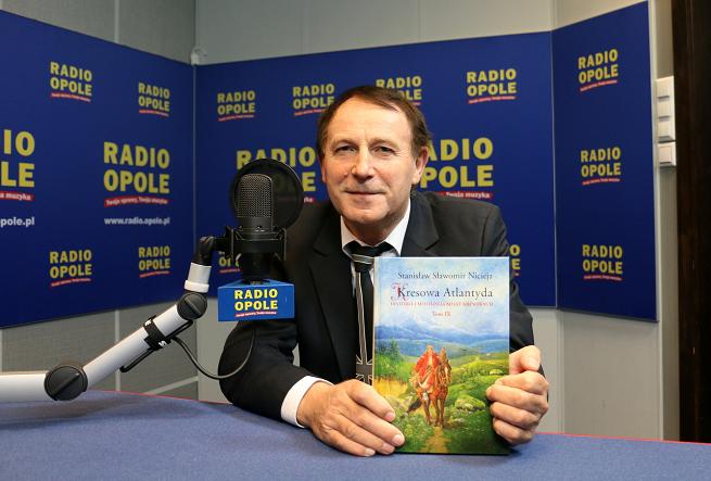 Stanisław S. Nicieja, fot. Radio Opole