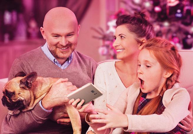 Konkurs na kartkę świąteczną w bożonarodzeniowej kampanii T-Mobile (wideo)