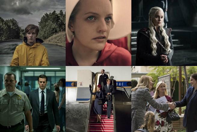 Oto najlepsze seriale 2017 roku (TOP 10)
