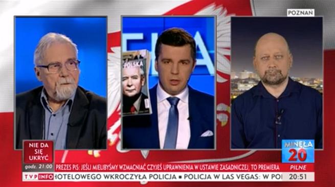 """Audyt w TAI po reklamie """"Gazety Polskiej"""" przez Michała Rachonia w """"Minęła 20"""""""