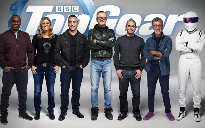 """Odświeżony """"Top Gear"""" od maja w BBC Brit. Jest pierwszy spot  (wideo)"""