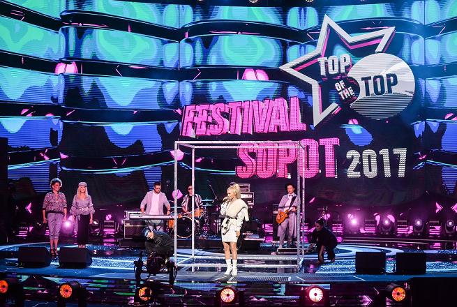 Festiwal w Sopocie może wrócić do TVN za rok. Miszczak: jesteśmy zadowoleni z oglądalności