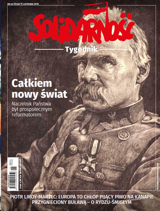 """""""Tygodnik Solidarność"""" w nowej odsłonie i wyższej cenie"""