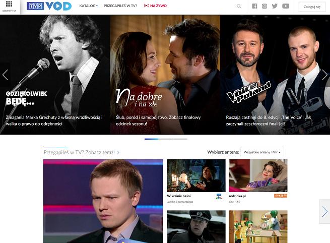 TVP z nową wersją serwisu VoD. Sufin: chcemy być numerem 1 w Polsce