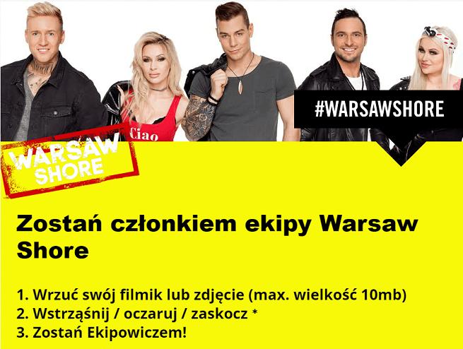 """MTV planuje jubileuszową edycję """"Warsaw Shore"""". Startują castingi wśród widzów"""