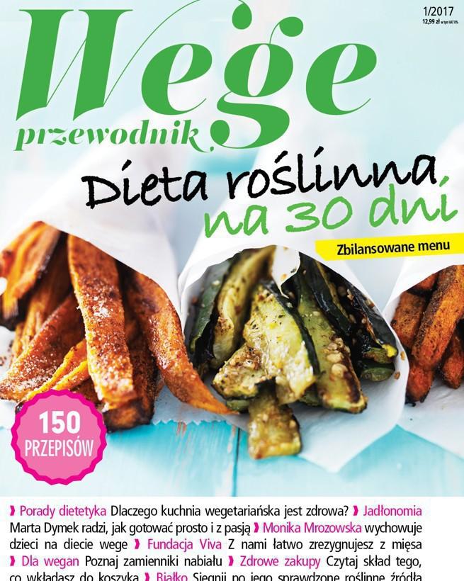 Burda wydaje magazyn dla osób chcących przejść na wegetariańską dietę