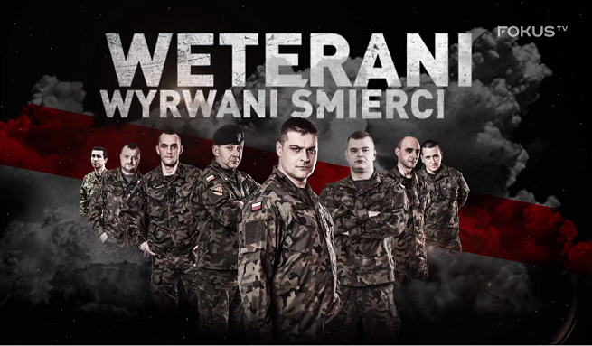 "TVP1 kupuje od ZPR Media cykl ""Weterani"" i zamawia kolejne odcinki"