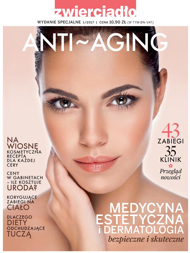 """""""Anti Aging"""" - wydanie specjalne miesięcznika """"Zwierciadło"""""""