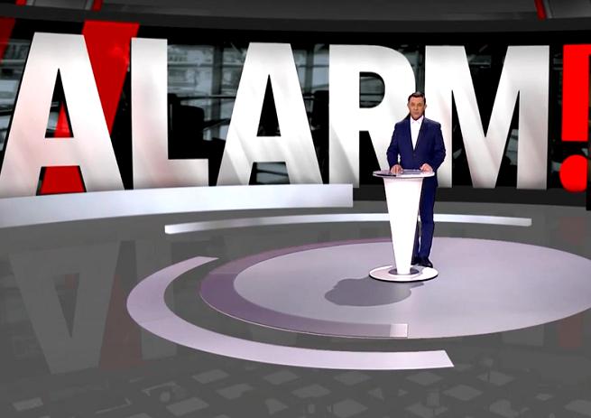 """1,15 mln widzów """"Alarmu!"""". TVP1 przegrywa z konkurencją. """"Zainteresowanie w starszych grupach wiekowych"""""""