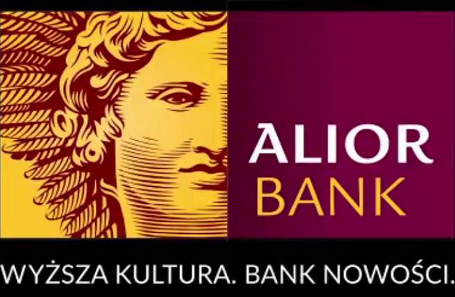 """Alior Bank z nowym hasłem głównym """"Wyższa kultura. Bank nowości"""""""