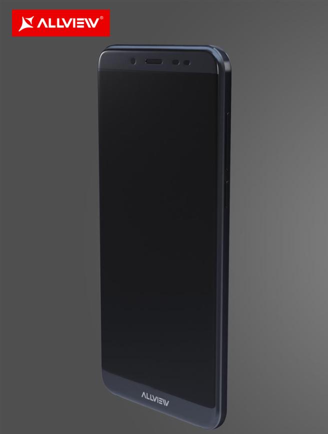 X4 Soul Infinity - Allview zapowiada smartfona z ekranem 18:9