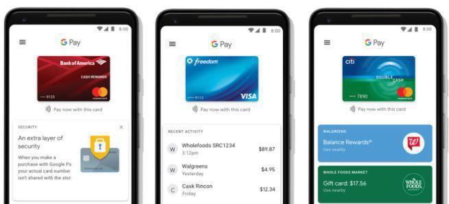 Google Pay zastępuje Android Pay w smartfonach