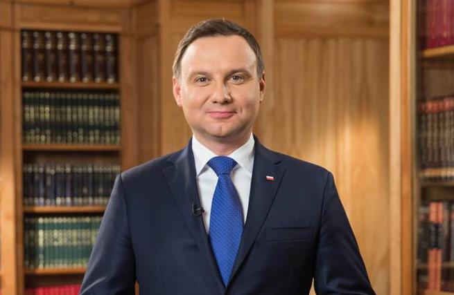 Prezydent Andrzej Duda, fot. prezydent.pl