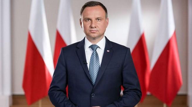 Andrzej Duda na liście głów państw szkodzących wolności mediów