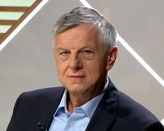 Andrzej Zybertowicz, fot. TVP Info