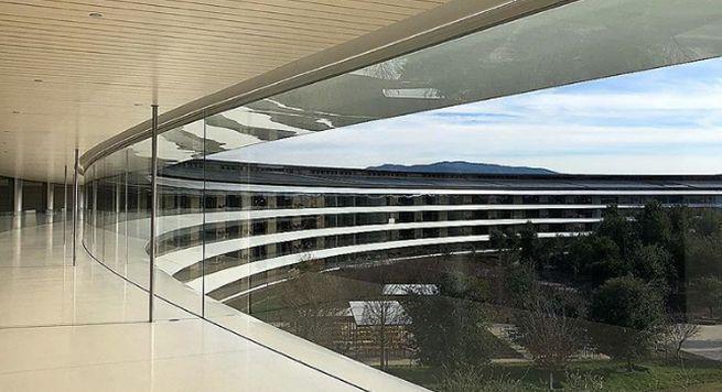 Zdjęcia pracowników Apple ujawniają wnętrza Apple Park