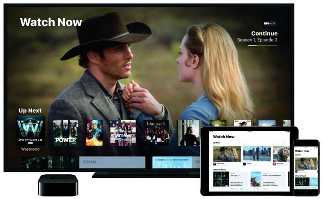 Apple TV będzie wspierać obraz 4K i HDR