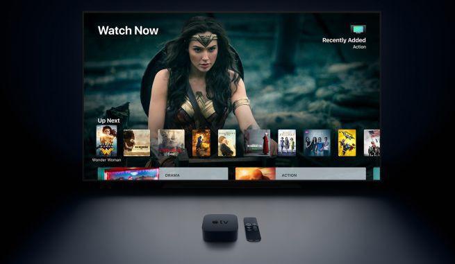 Konferencja Apple: Nowe Apple TV i skąpy w nowości iOS 11