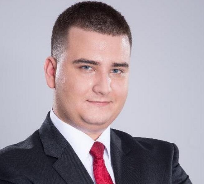 Bartłomiej Misiewicz / fot. MON