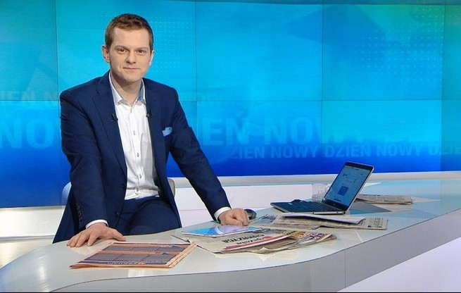 Bartosz Kurek odpowiada teraz za treści internetowe w Polsacie