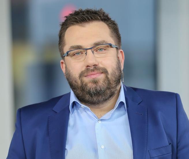 Bartosz Węglarczyk, fot. tvn