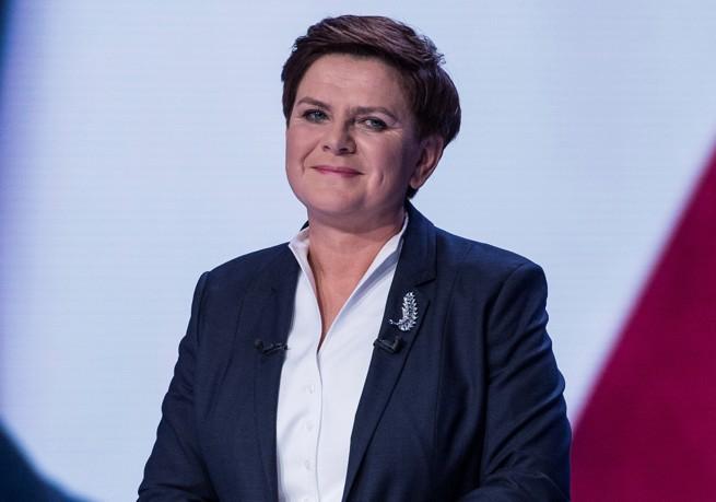 Beata Szydło, fot. tvp