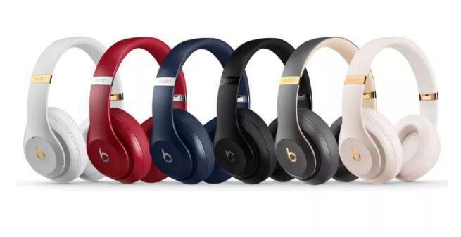 Słuchawki Beats Studio3 z redukcją szumów w cenie 1499 złotych