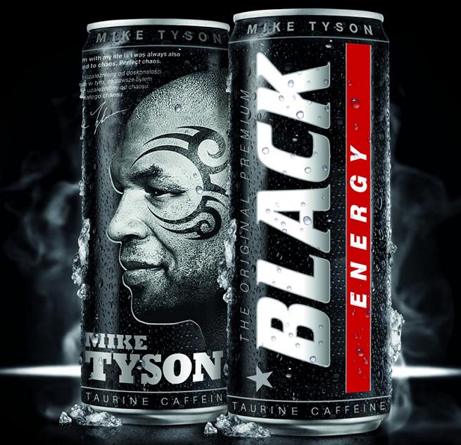 FoodCare wybrał nowe hasło promujące napój Black Energy Drink