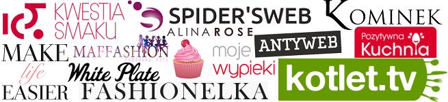 Kwestia Smaku i Kotlet.tv najpopularniejszymi polskimi blogami