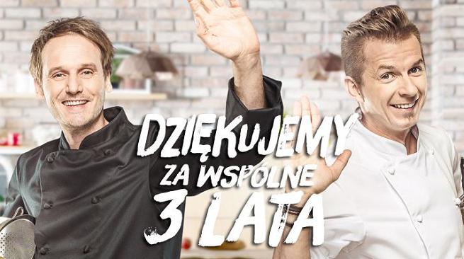 Pascal Brodnicki i Karol Okrasa kończą trzyletni pojedynek kulinarny w reklamach Lidla (wideo)