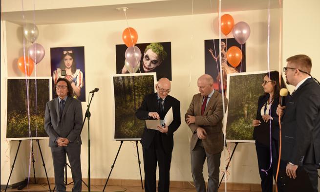 Ceremonia otwarcia Centrum Analiz Medialnych