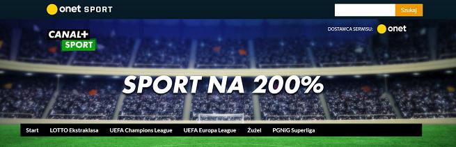Grupa Onet i platforma nc+ uruchomiły wspólny serwis sportowy