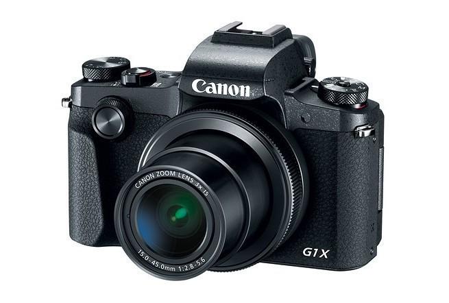 Canon: nowy flagowy kompakt PowerShot G1 X Mark III (wideo)