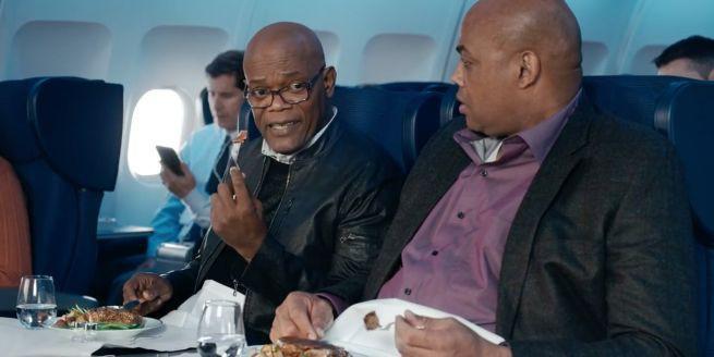 Samuel L. Jackson, Charles Barkley i Spike Lee w reklamach Capital One (wideo)
