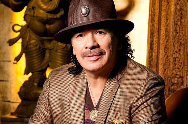 Carlos Santana / Maryanne Bilham/RCA Records