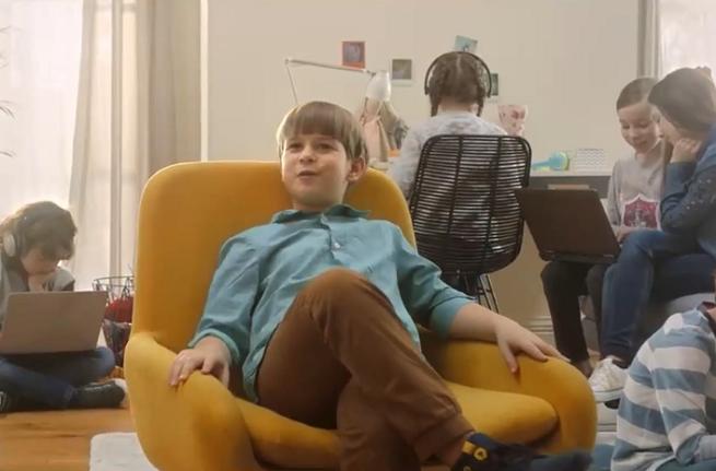 Cyfrowy Polsat reklamuje internet LTE i nową ofertę telewizyjną (wideo)