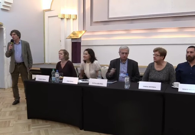 Debata SDP o stanie dziennikarstwa: social media nie sprzyjają rzetelności, wg Wildsteina TVP Info jest pluralistyczne