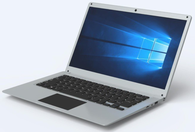 L-141QH - cienki laptop marki DGM za 699 zł