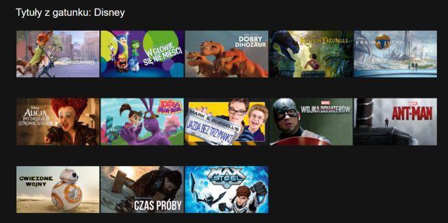 Disney wycofa swoje filmy z Netflixa, planuje własny serwis streamingowy