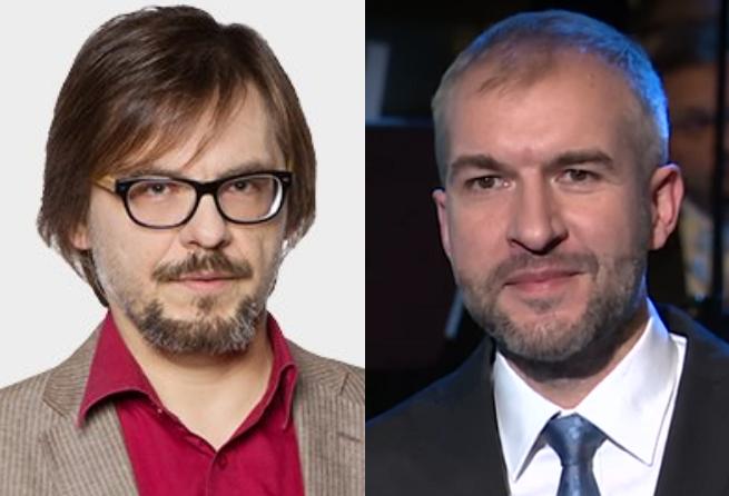 Od lewej: Wojciech Dorosz i Marcin Majchrowski