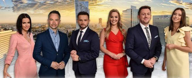 """""""Dzień dobry Polsko"""" ogląda 90 tys. widzów. TVP1 przegrywa z Polsatem"""