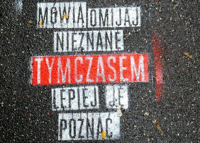 Po krytyce w internecie Grupa Żywiec usunie murale reklamowe piwa EB z Parku Cytadela