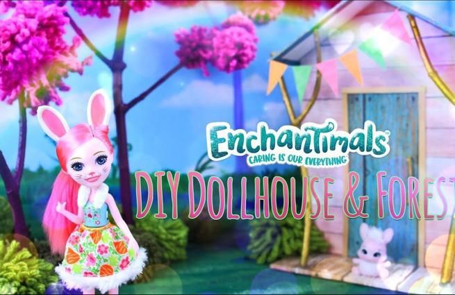Enchantimals - nowa marka laleczek Mattel wsparta kampanią (wideo)