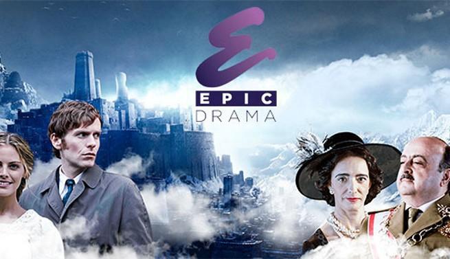 Kanał Epic Drama od Viasat World debiutuje w Polsce. Na początku w Cyfrowym Polsacie i nc+