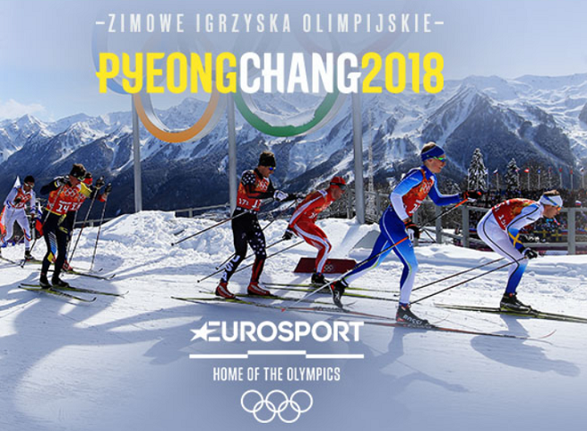 Nc+ na czas ZIO odkoduje kanały Eurosport 1, Eurosport 2 oraz TVP Sport